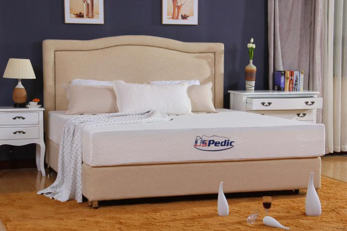 Firm-Memory Foam-Infused with Gel King Set,InStore Products